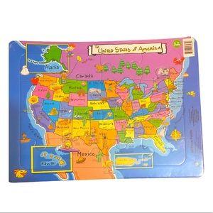 NEW United states puzzle